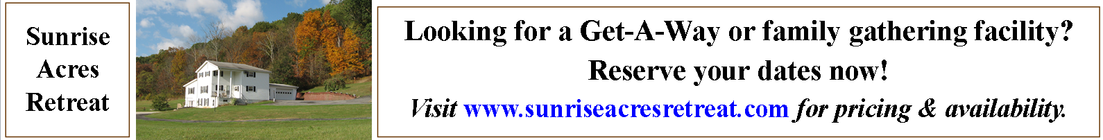 Sunrise Acres Retreat